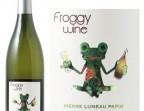 Photo Muscadet 2017, Froggy Wine, Domaine Luneau Papin  - La Cantine de Mémé